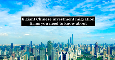 8 giant Chinese investment migration companies you need to know about