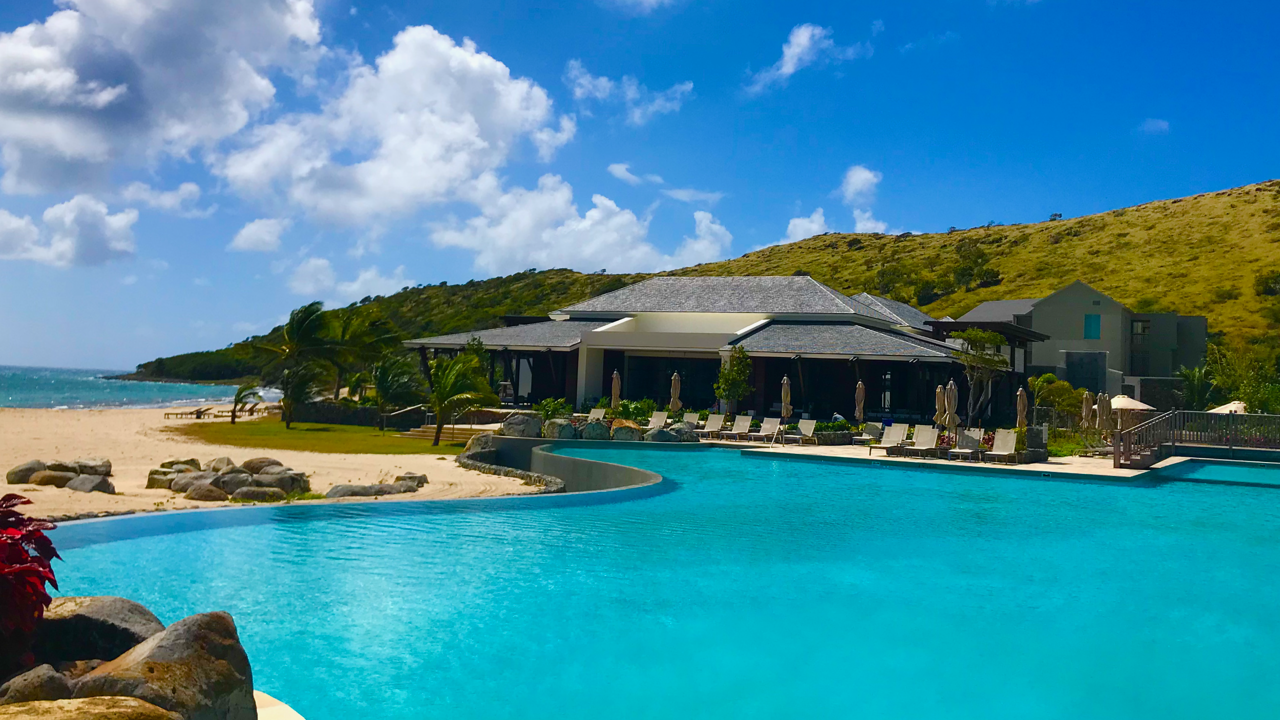 Cnn Names Park Hyatt Saint Kitts No  1 New Hotel In