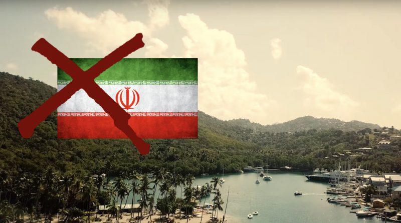 stl bans iran
