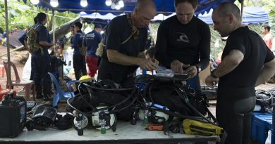 International Cave Rescuers to Get Thailand Elite Visas