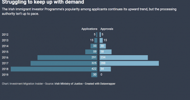 452 Applications, 54 Approvals: Irish Investor Program Grappling With Processing Times