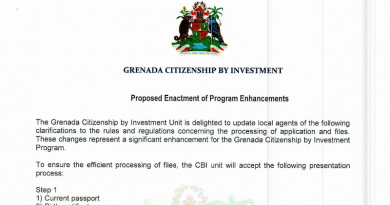 "Grenada CIP Revamps Application Procedures to ""Drastically Reduce Processing Times"""