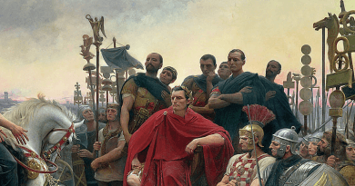 "Julius Caesar, the Grandfather of Citizenship by Investment, Never Demanded ""Genuine Links"""