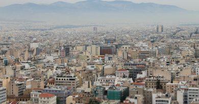 Golden Visa Demand, VAT-Breaks See Athens-Region New Development Area Equivalent to Gibraltar