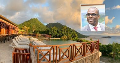 Former CIU-Head Thomas Anthony's Wellness Weekend at Jungle Bay Resort