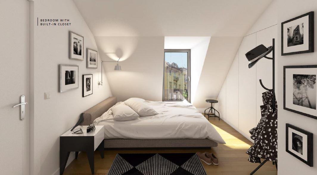 Modern 2 bedroom apartment in Lisbon, Portugal ...
