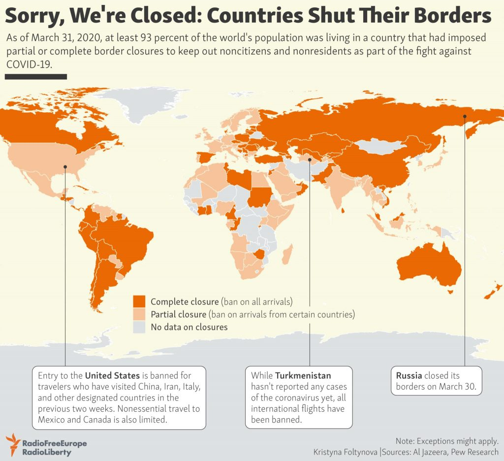 Image of: A Tale Of Two Citizens Virtual Vs Functional Freedom Of Movement Investment Migration Insider